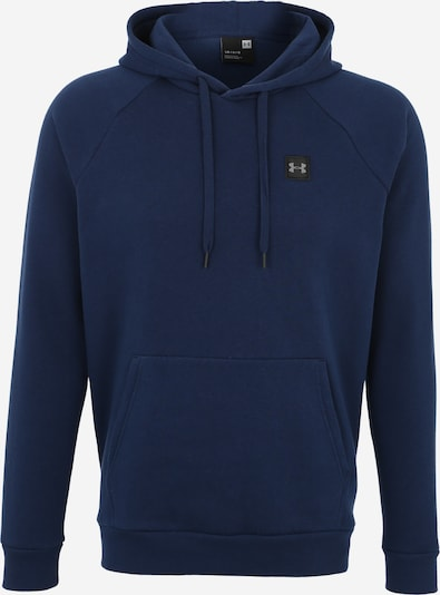 UNDER ARMOUR Sweatshirt 'Rival' in nachtblau, Produktansicht