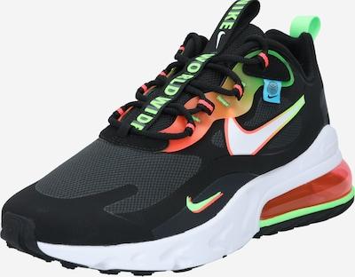 Nike Sportswear Sneaker 'Air Max 270' in neongrün / koralle / schwarz / weiß, Produktansicht