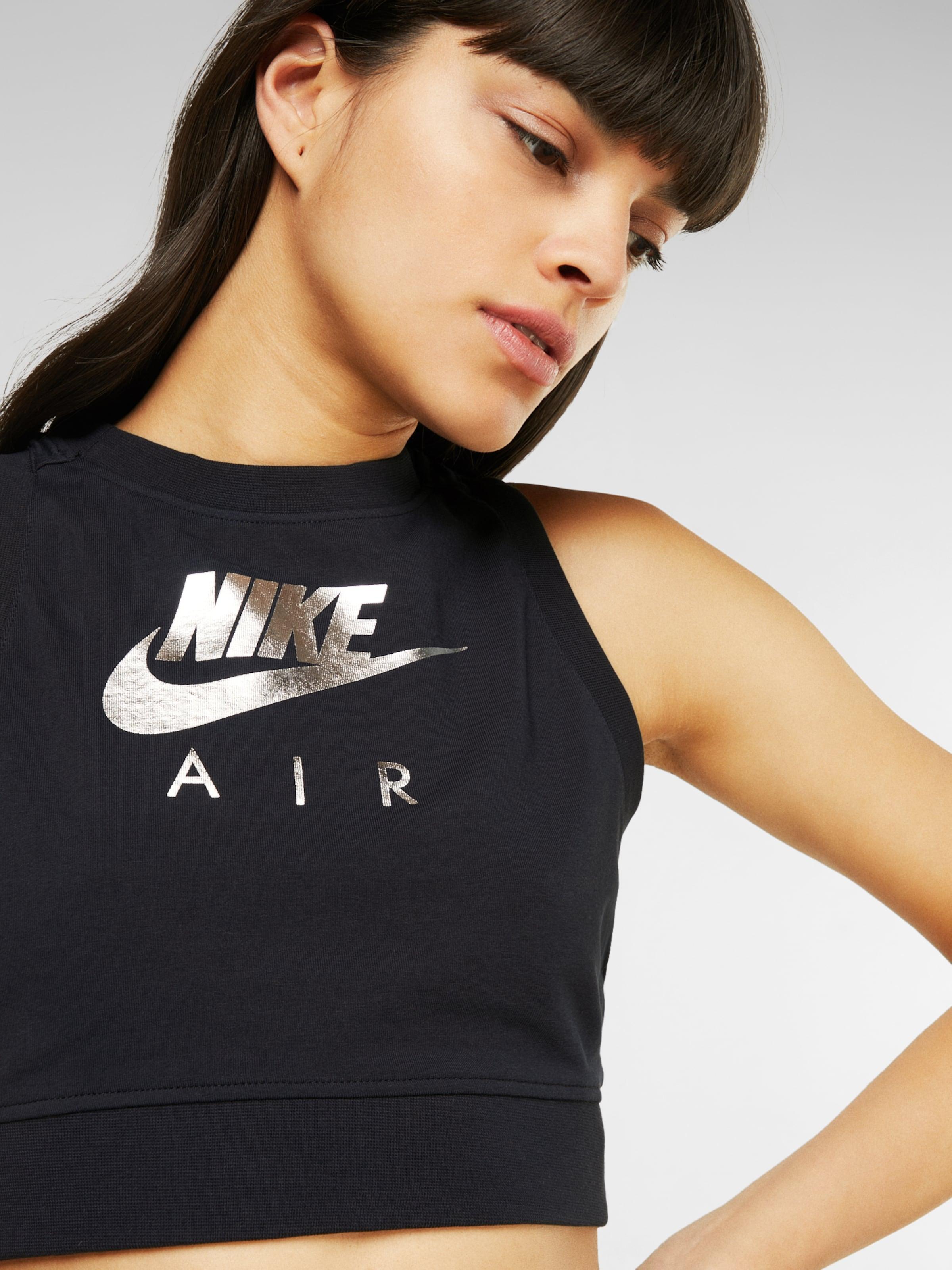 Nike Sportswear Sportliches Crop Top Authentisch Günstig Online Verkauf Truhe Bilder Sast Günstiger Preis Billig Verkauf Extrem Zf4XD5zuiy