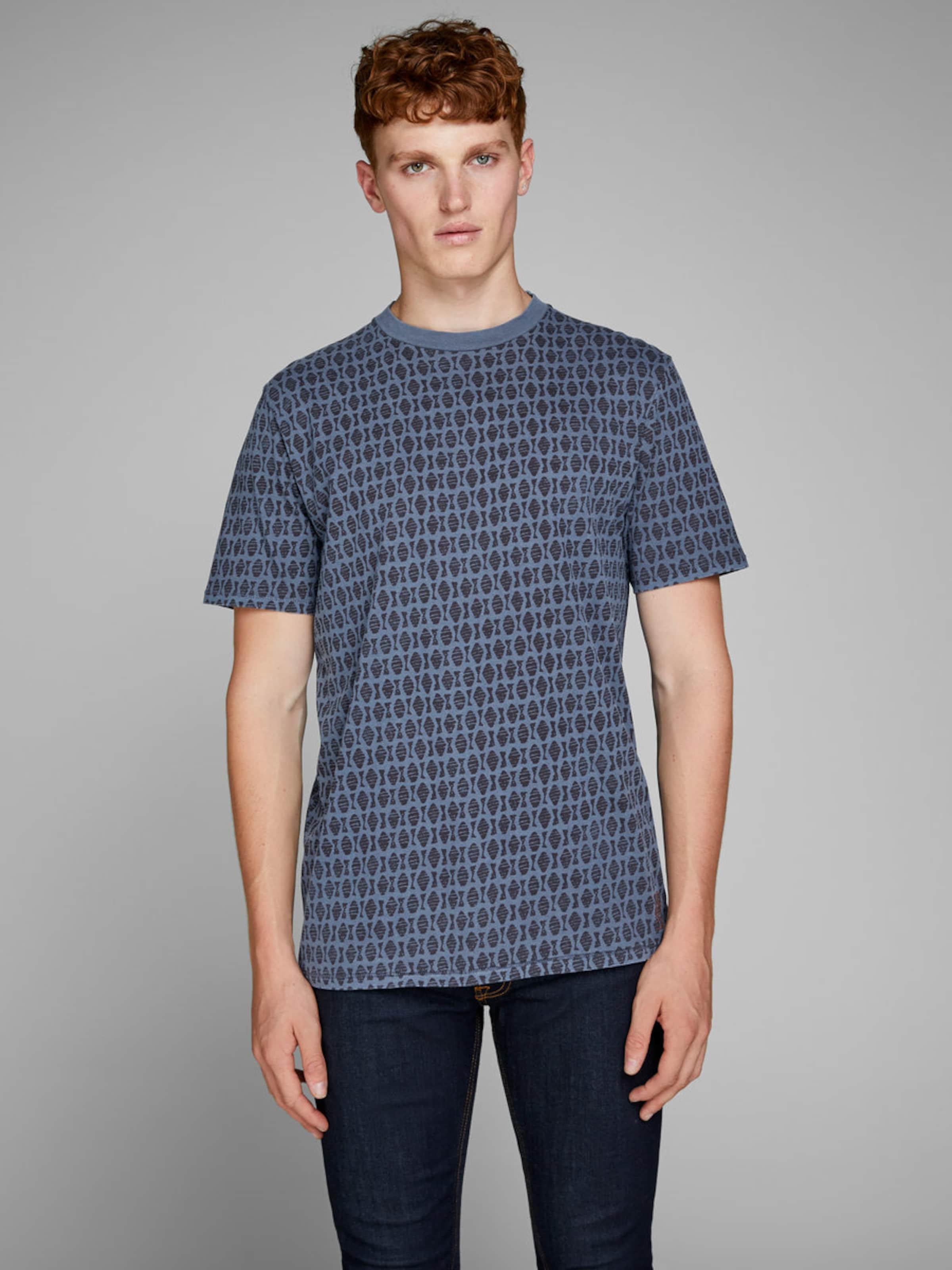 En FuméNoir T Bleu Jones shirt Jackamp; lJcK1F