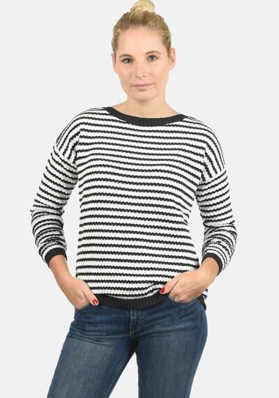DESIRES Sweater 'Hilde' in Black / White, Item view
