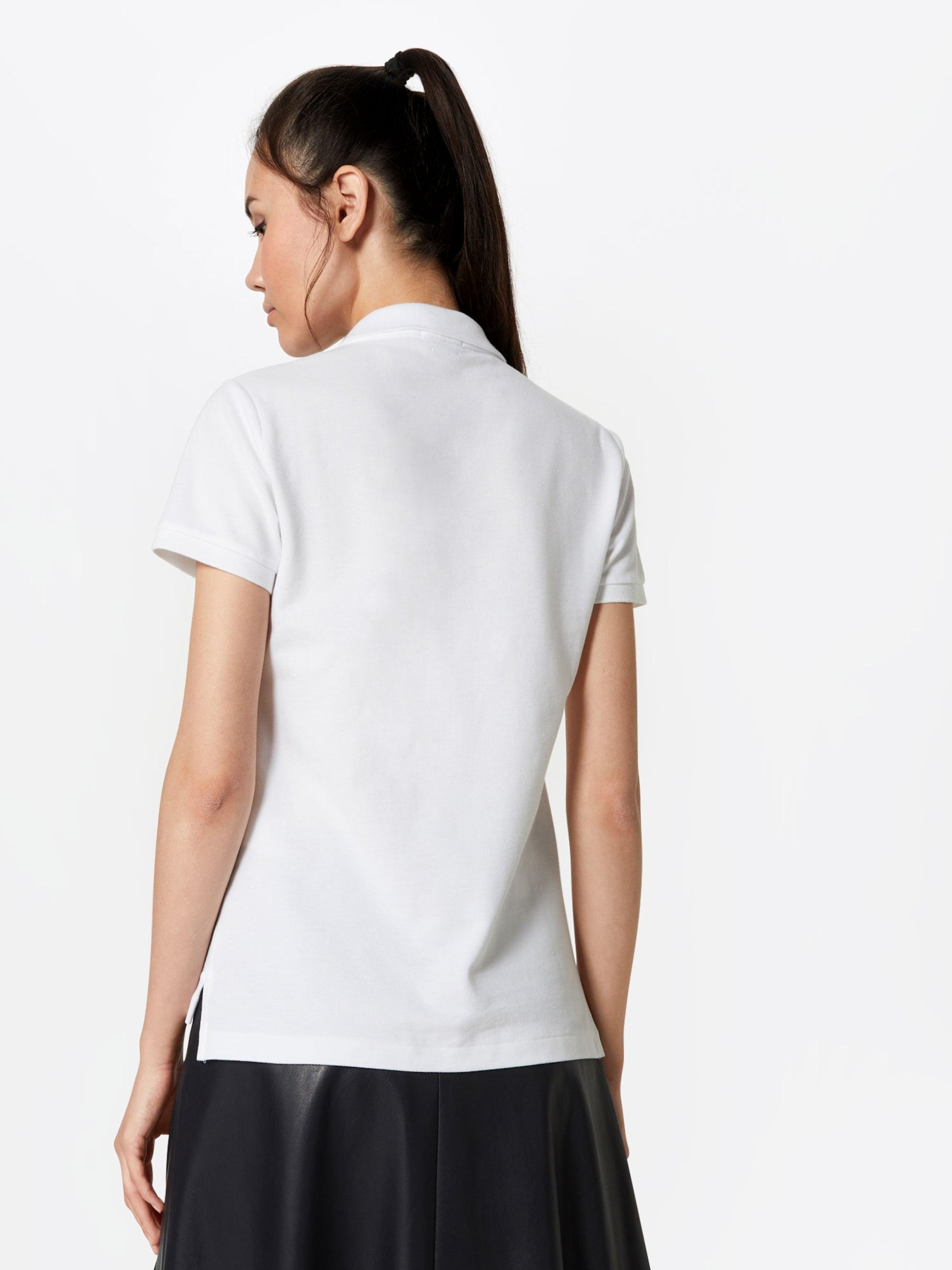 Polo Weiß In Ralph Lauren Poloshirt KTlF1Jc