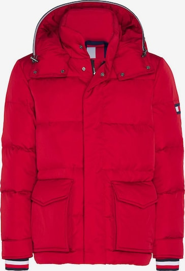 TOMMY HILFIGER Jacke in rot: Frontalansicht