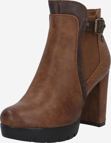 Refresh Støvlett i brun