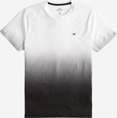 HOLLISTER Tričko - čierna / biela, Produkt