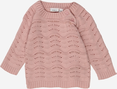 NAME IT Pullover 'NISIA' in altrosa, Produktansicht
