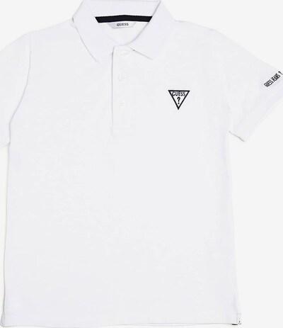 GUESS KIDS Shirt in weiß, Produktansicht