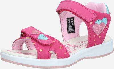 LURCHI Sandalen 'DELIA' in de kleur Pink, Productweergave