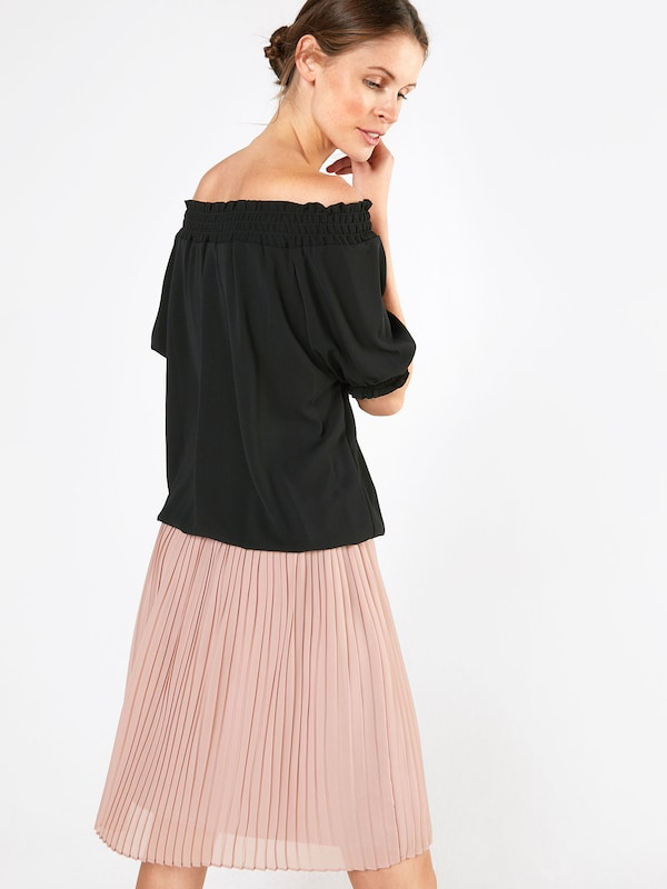 SISTERS POINT Off-Shoulder Shirt 'Copy'