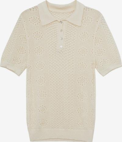 MANGO Poloshirt in nude, Produktansicht