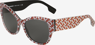 BURBERRY Слънчеви очила в червено, Преглед на продукта