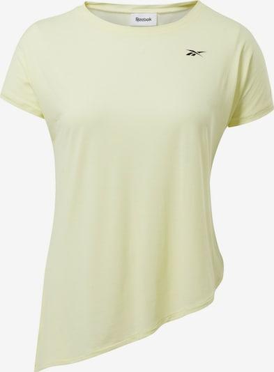 REEBOK Trainings-Shirt in gelb, Produktansicht