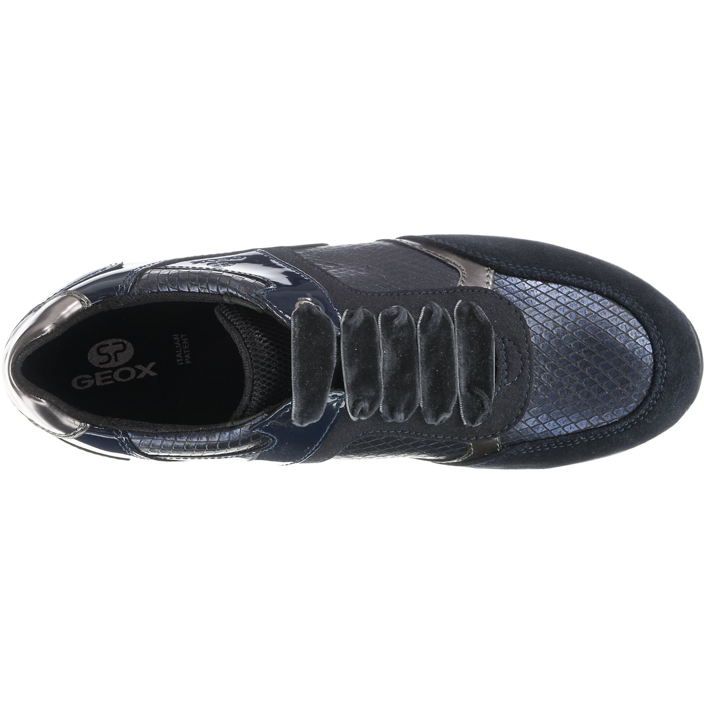 'deynna' In 'deynna' Geox Navy In 'deynna' Sneakers Geox Sneakers In Navy Sneakers Geox qpSGMVzU