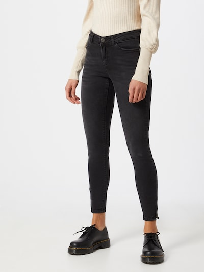 Džinsai 'Kimmy' iš Noisy may , spalva - tamsiai pilka, Modelio vaizdas