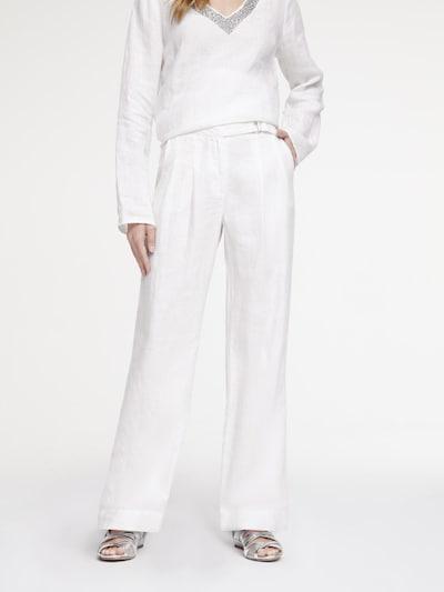 heine Hose in weiß, Modelansicht