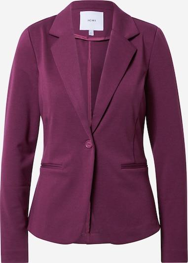 ICHI Blazer 'Kate' en violet, Vue avec produit