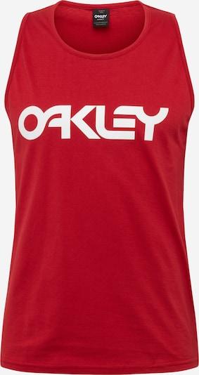 OAKLEY Sport-Shirt 'MARK II' in rot, Produktansicht