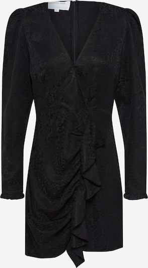 Designers Remix Klänning 'Ruben Wrap Dress' i svart, Produktvy