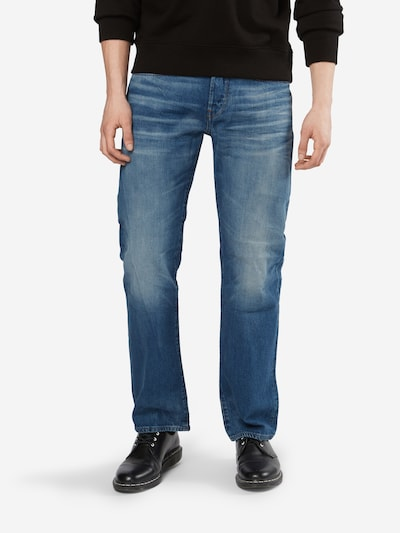 G-Star RAW Jeans '3301 Loose' in blue denim, Modelansicht