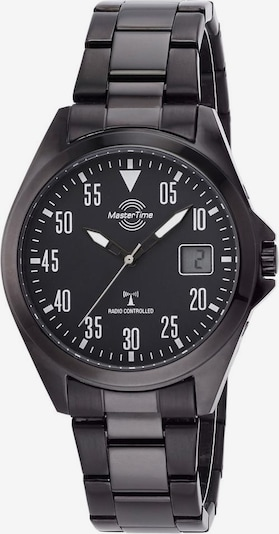 Master Time Uhr 'MTGA-10689-25 M' in schwarz, Produktansicht
