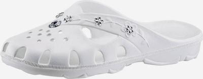 FASHY Badepantolet in weiß, Produktansicht