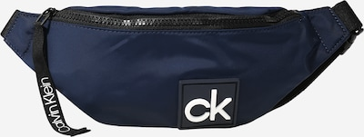 Calvin Klein Torba na pasek w kolorze granatowy / białym, Podgląd produktu