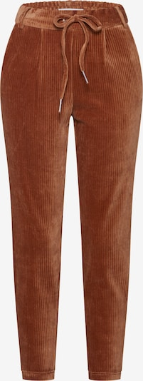 ONLY Pleat-front trousers 'POPTRASH-PING PONG' in Caramel, Item view