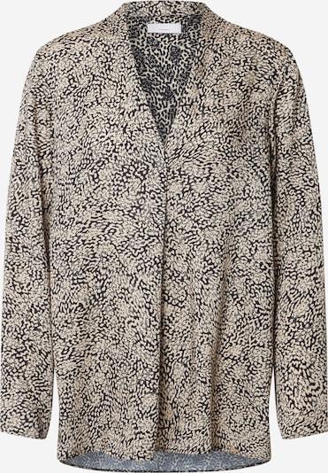 CINQUE Bluse 'PRO' in beige / schwarz, Produktansicht