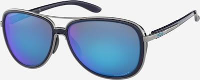 OAKLEY Sonnenbrille 'SPLIT TIME' in blau, Produktansicht