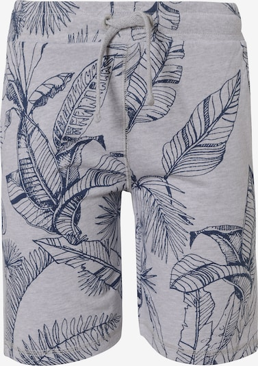 TUMBLE N' DRY Shorts 'Gowny' in dunkelblau / grau, Produktansicht