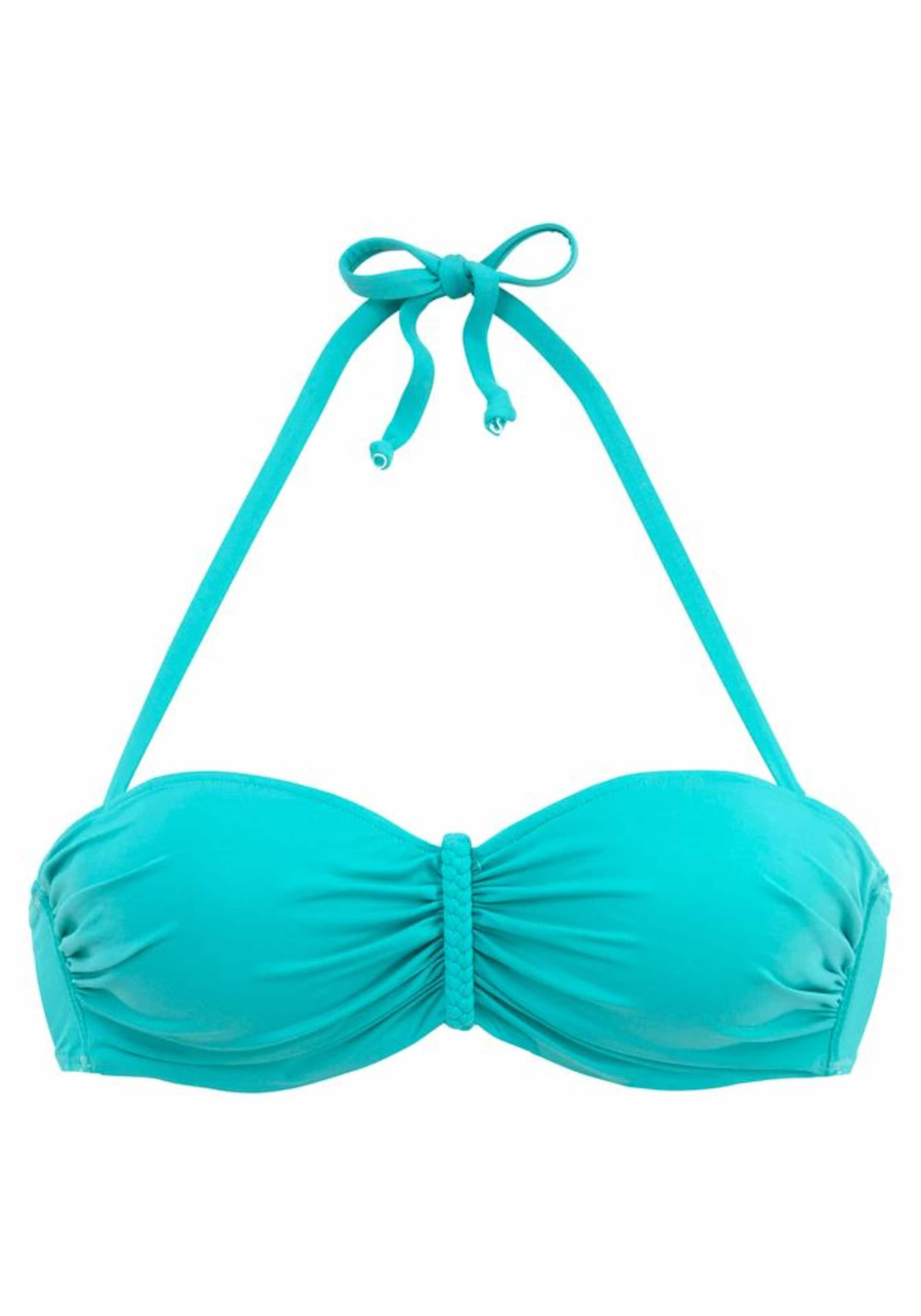 Hauts De Turquoise Buffalo 'happy' Bikini En 80mNnvwO