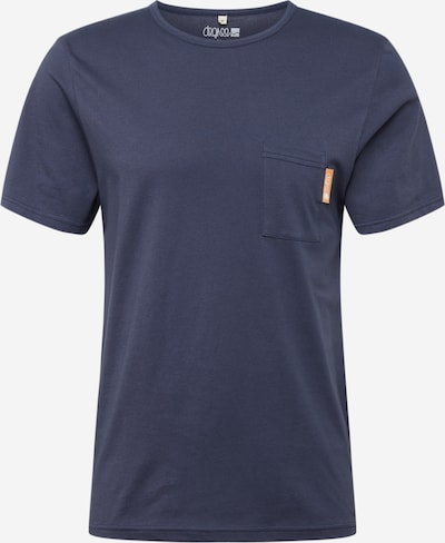 Degree Shirt 'Brutus' in blau, Produktansicht