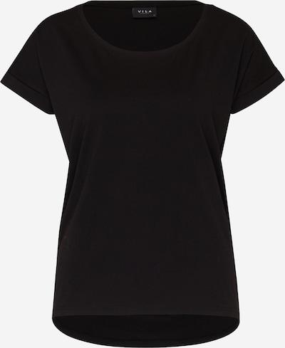 VILA T-shirt 'Dreamers' en noir, Vue avec produit
