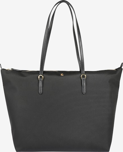 Lauren Ralph Lauren Shopper 'KEATON 31-TOTE-MEDIUM' in de kleur Zwart, Productweergave