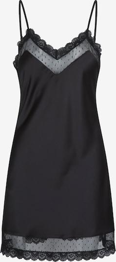 LingaDore Negligée 'LABRYA' in schwarz, Produktansicht