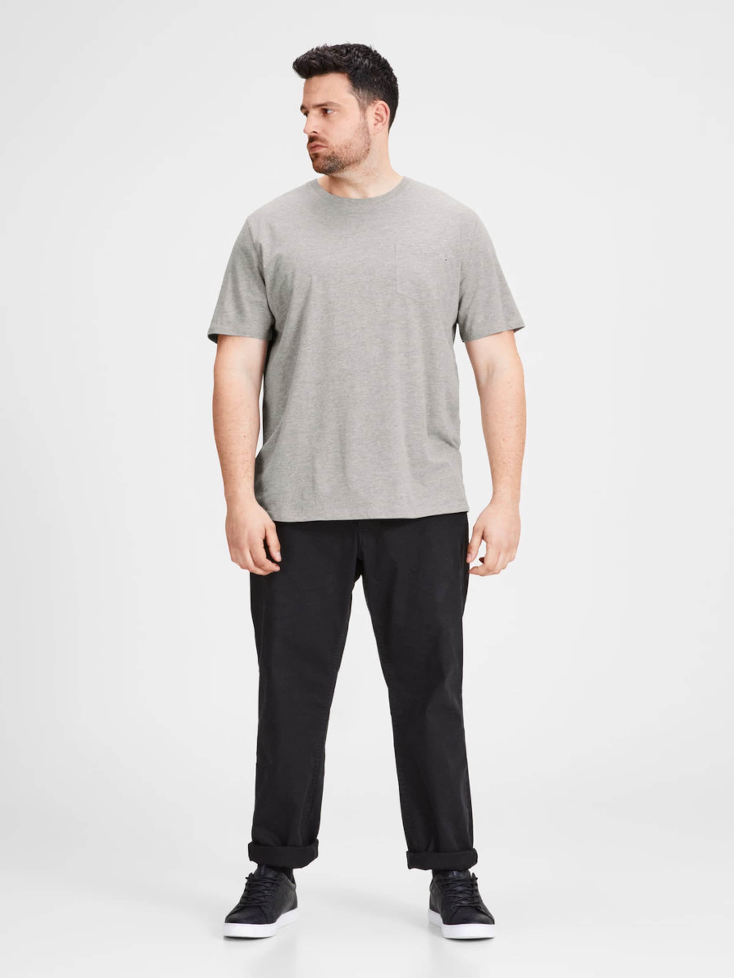 Gris Chiné Jackamp; shirt En Jones T Z0Ok8wPnXN