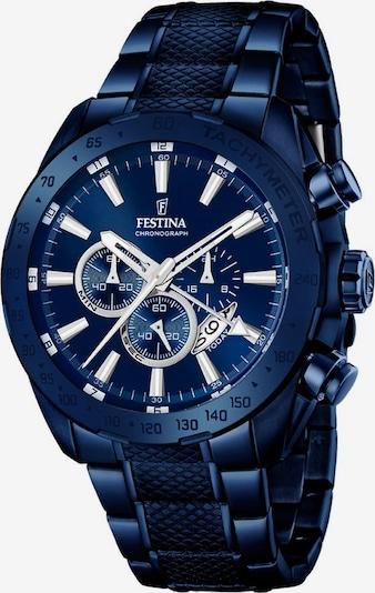 FESTINA Chronograph 'Prestige' in blau, Produktansicht