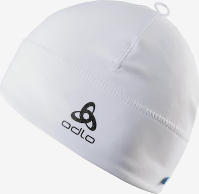 ODLO Mütze 'Polyknit' in weiß, Produktansicht