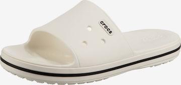 Crocs Pantolette in Weiß