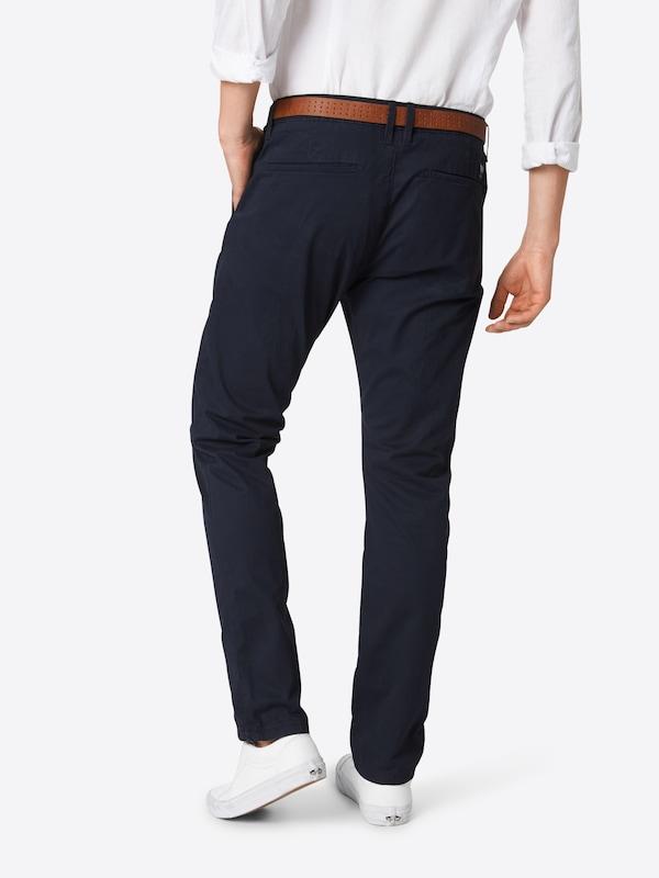 NuitCognac En Label Pantalon Red S Chino Bleu oliver sdhCtQr