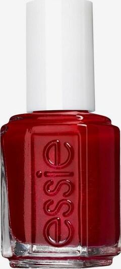 essie Nagellack in rot, Produktansicht