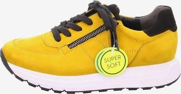 Paul Green Sneakers in Yellow