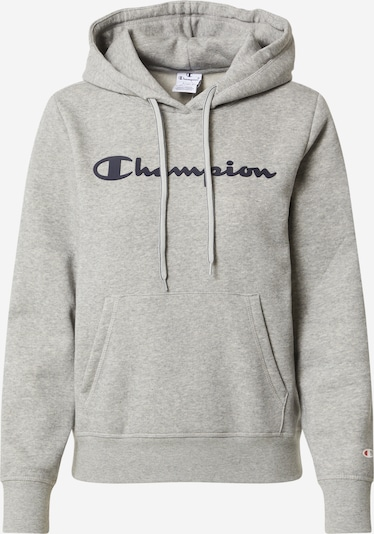 Champion Authentic Athletic Apparel Hoodie in grau, Produktansicht
