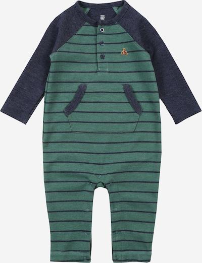 GAP Dječji bodi u noćno plava / zelena, Pregled proizvoda