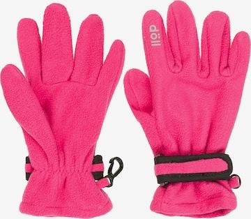DÖLL Handschuhe in Pink