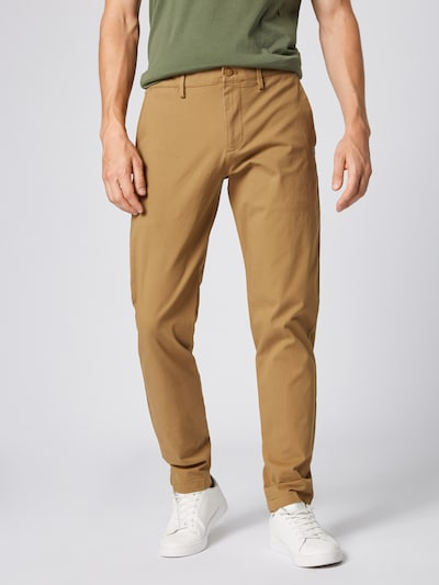 Dockers Pantalon chino 'SMART 360 FLEX' en beige / beige foncé: Vue de face
