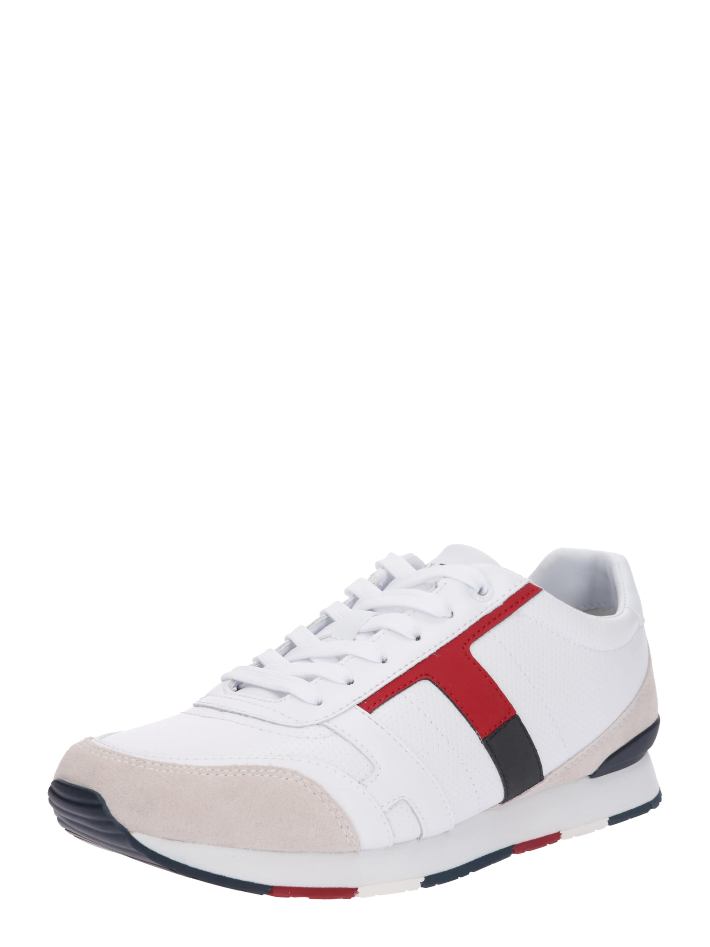 TOMMY HILFIGER Sneaker CORPORATE Verschleißfeste billige Schuhe