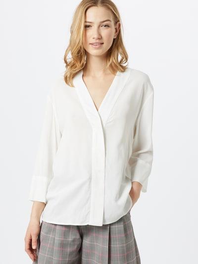 CINQUE Bluse 'CIPALARE' in weiß, Modelansicht