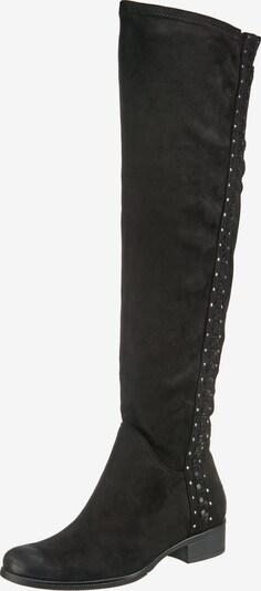 Laufsteg München Stiefel in schwarz, Produktansicht