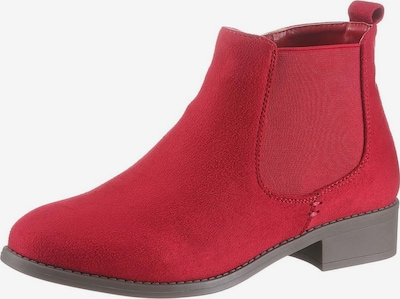 CITY WALK Chelsea Boot in rot, Produktansicht
